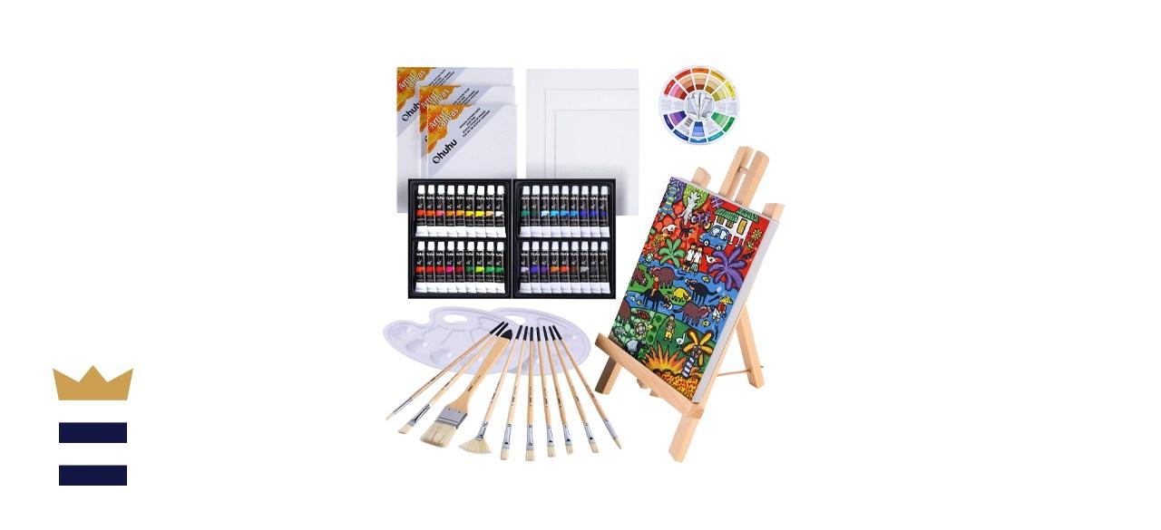 Ohuhu 56-Piece Painting Set