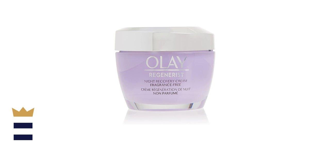 Olay's Regenerist Night Recovery Cream Advanced Anti-Aging