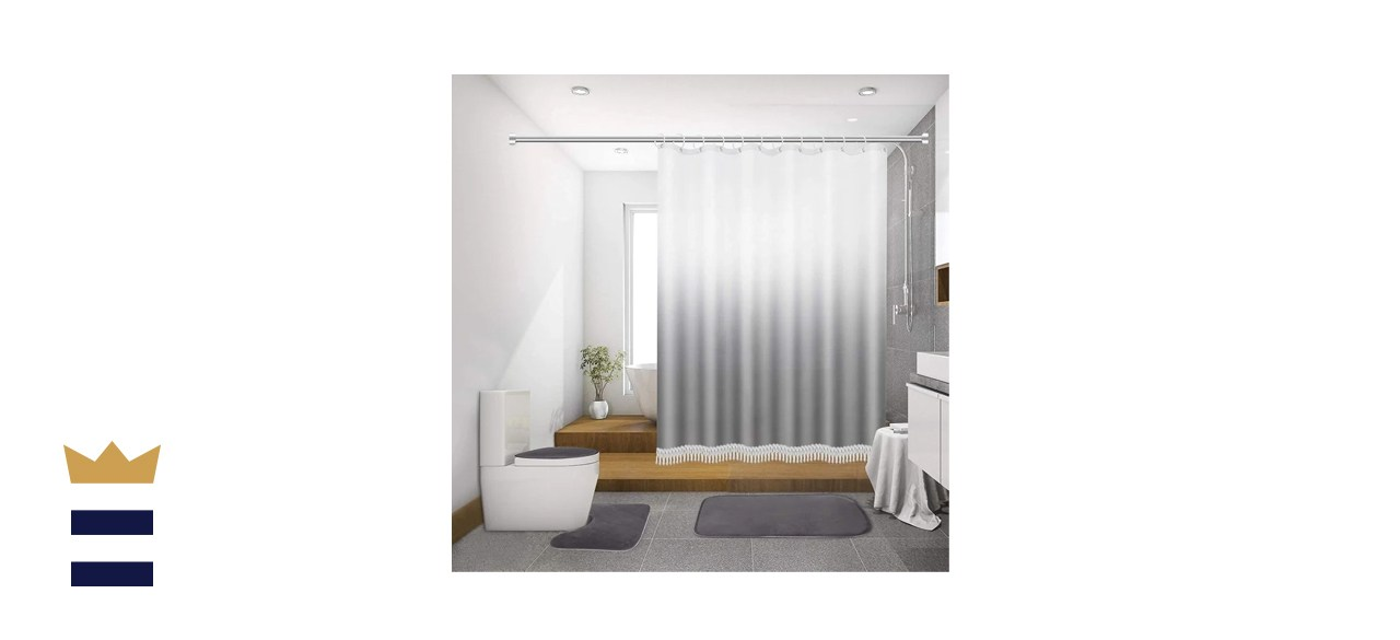 Old Hong Trading Shower Curtain Set