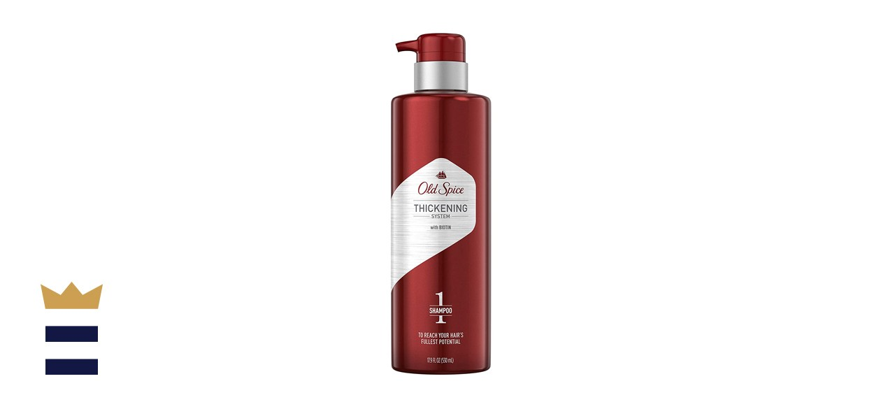 Old Spice Hair Thickening Shampoo for Men