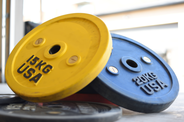olympic bumper plate3