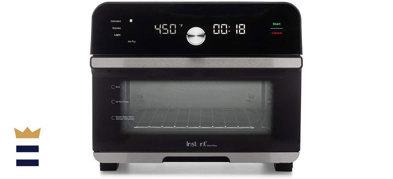 Instant Omni Plus 10-in-1 Air Fryer Toaster Oven Combo