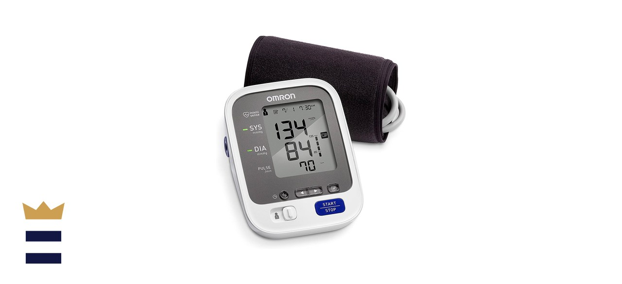 Omron 7 Series Wireless Upper Arm Blood Pressure Monitor