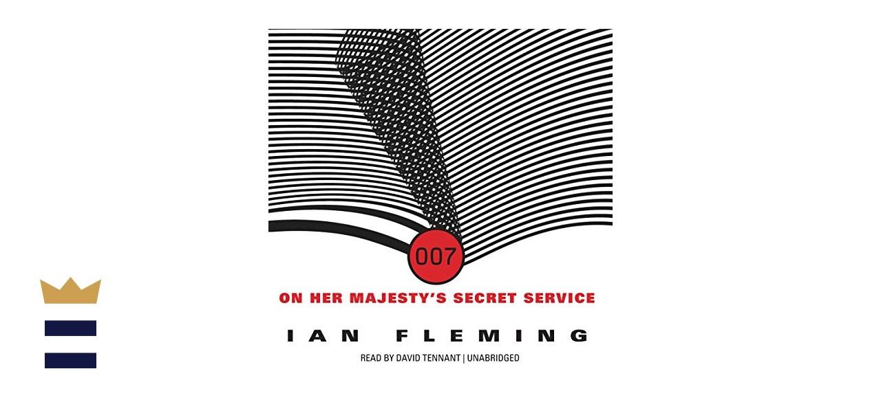 """""""On Her Majesty's Secret Service: James Bond, Book 11"""" by Ian Fleming"""
