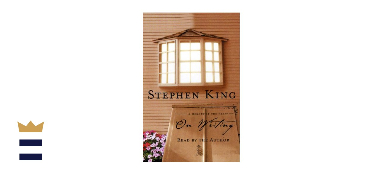 """""""On Writing: A Memoir of the Craft"""" by Stephen King"""