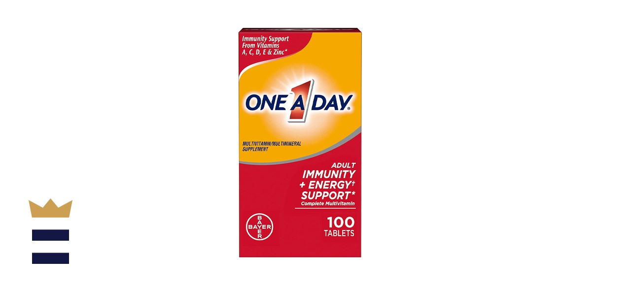 One A Day Immunity + Energy Support Adult Multivitamin