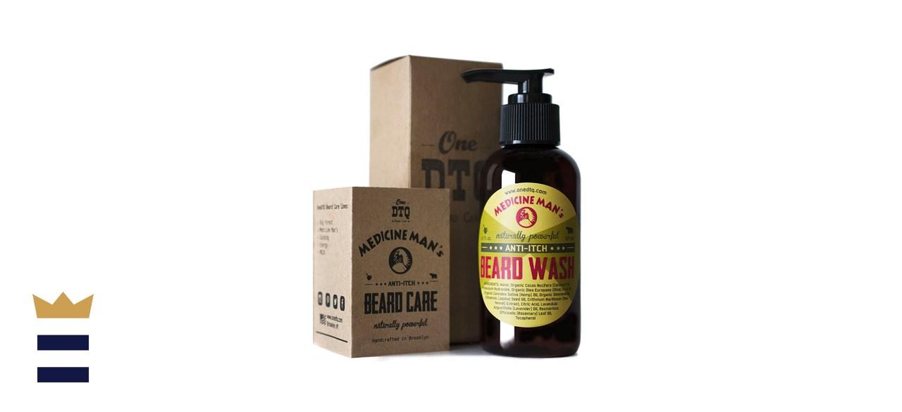 OneDTQ Medicine Man's Anti-Itch Beard Wash