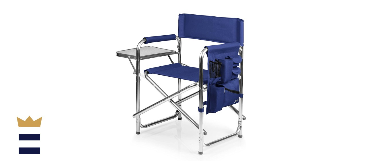 ONIVA Picnic Time Brand Portable Folding Sports Chair