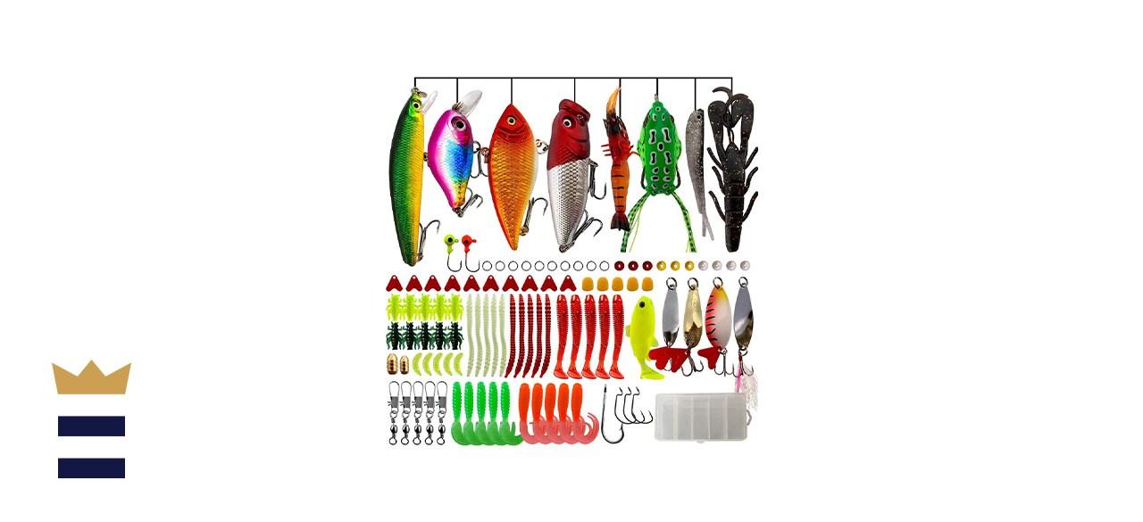 OPQ Fishing Lures Kit Set