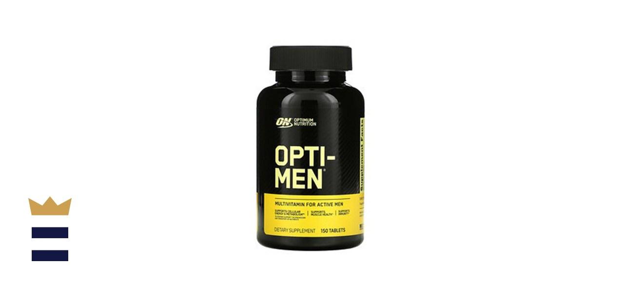 Optimum Nutrition Opti-Men Dietary Supplement Men's Multivitamins