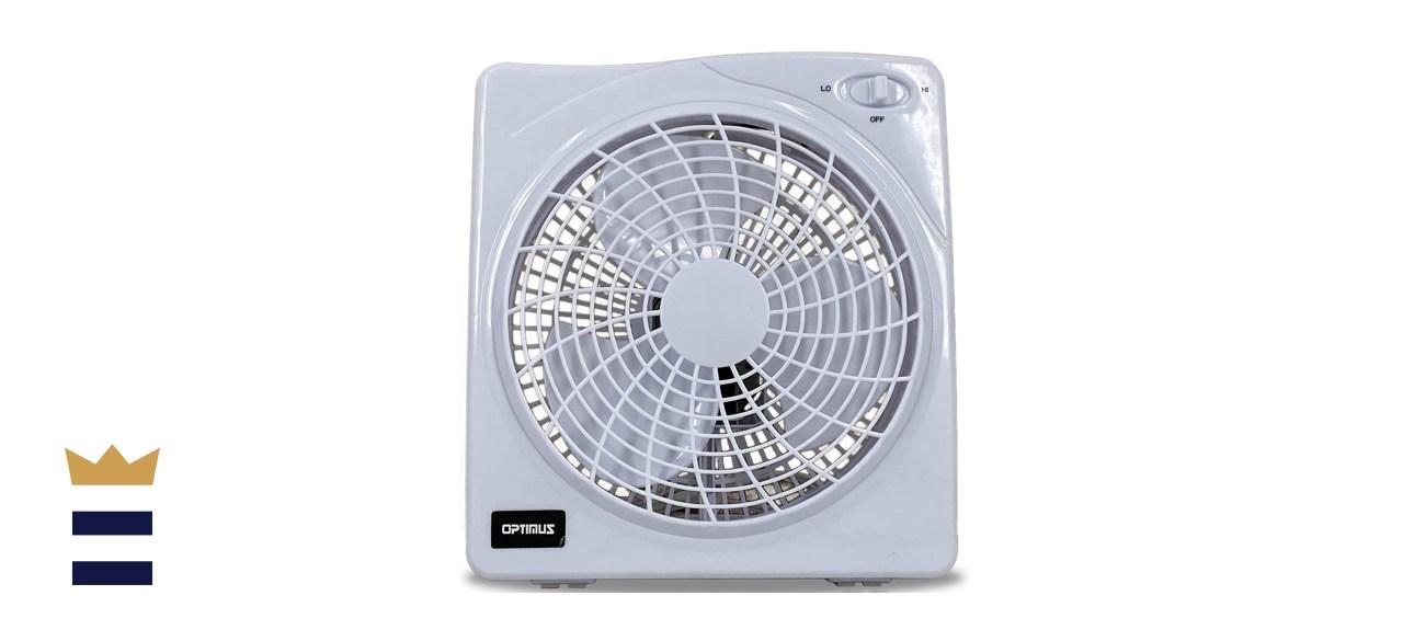 Optimus 10-inch Electric Fan