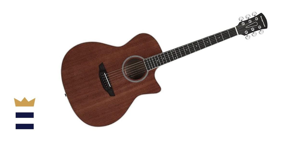 Orangewood Cutaway Acoustic Guitar