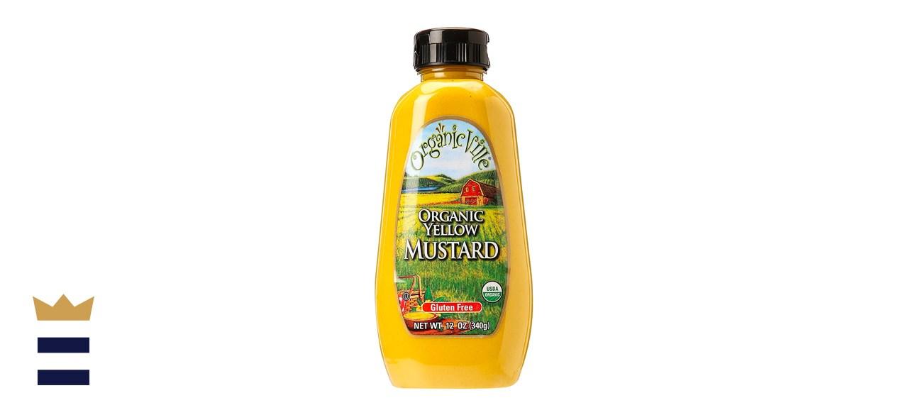 Organicville Yellow Organic Mustard
