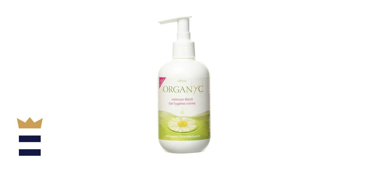Organyc Intimate Wash for Sensitive Skin
