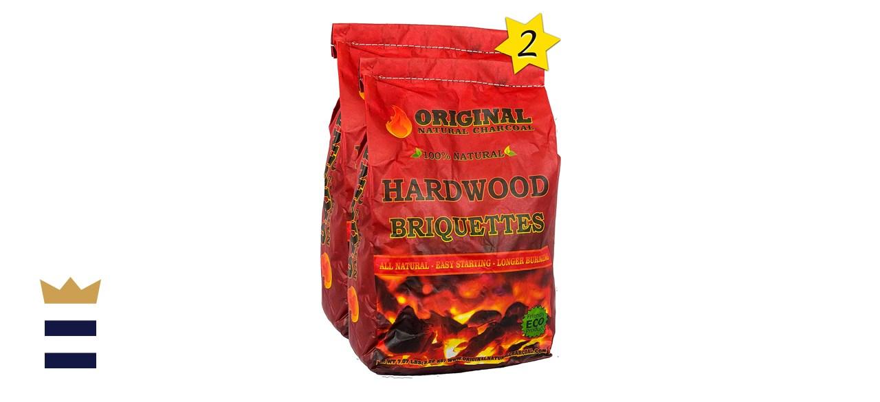 Original Natural Charcoal Hardwood Briquettes