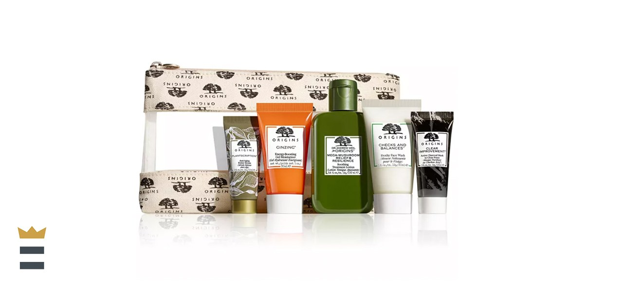 Origins Best Sellers Skin Set