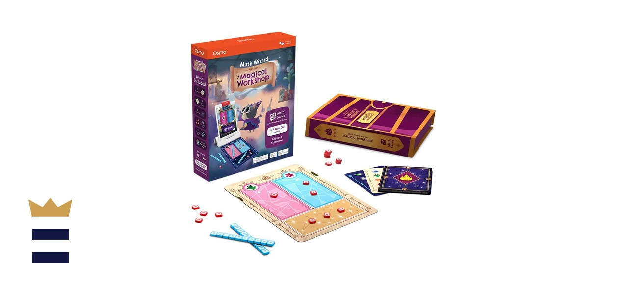 Osmo Math Wizard and the Magical Workshop