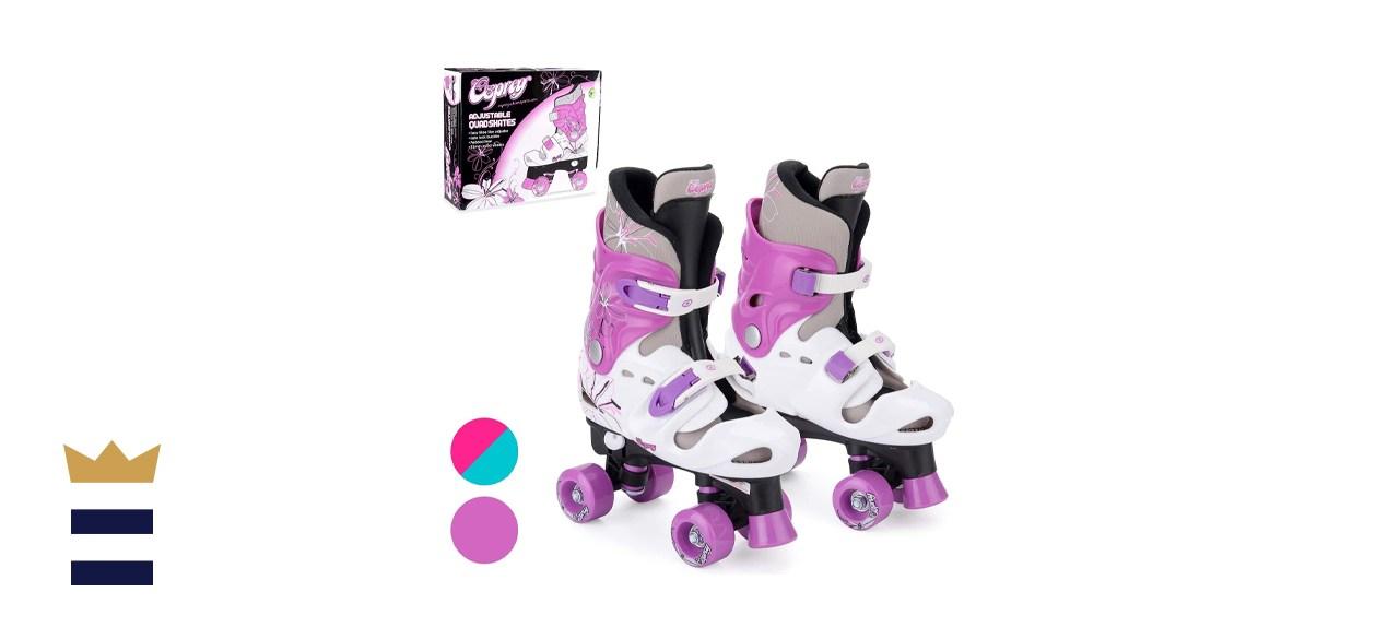 Osprey Girls Quad Skates
