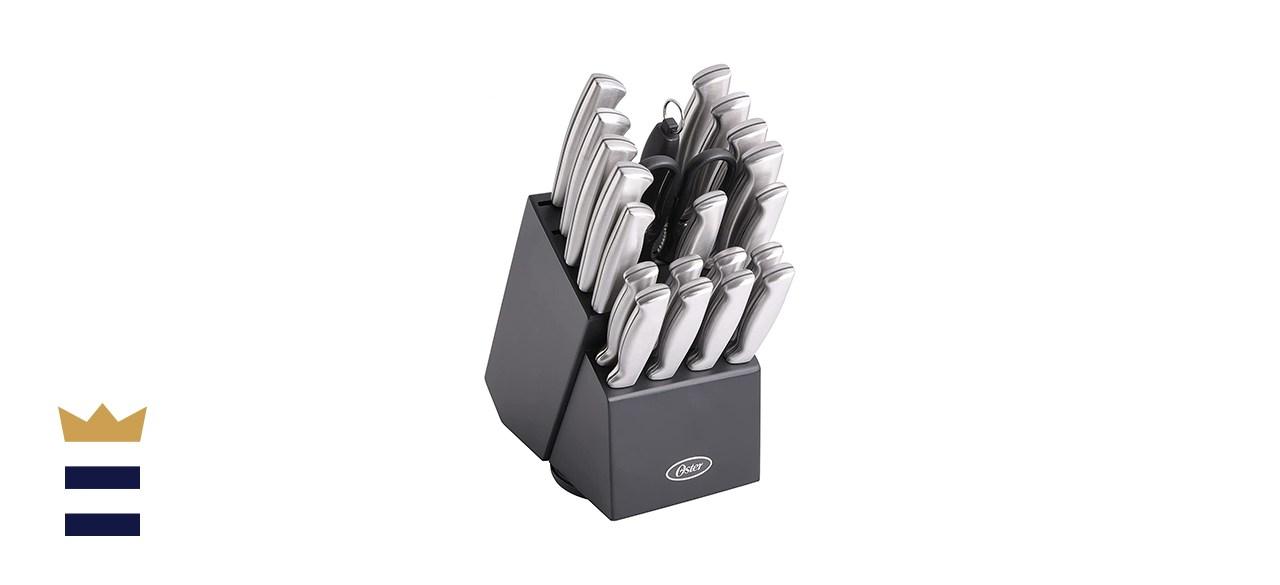 Oster Baldwyn 22-Piece Cutlery Set