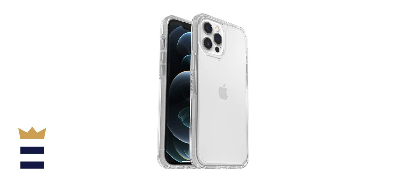 OtterBox SYMMETRY CLEAR SERIES Case for iPhone 12 Pro Max