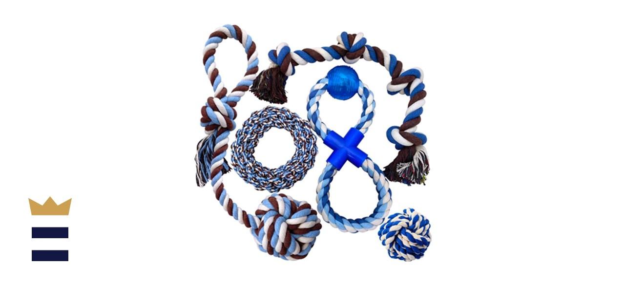 Otterly Pets Dog Rope Toys (Medium to Large Dogs)