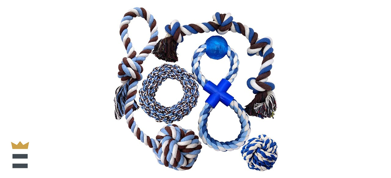 Otterly Pets Assorted Rope Dog Toys