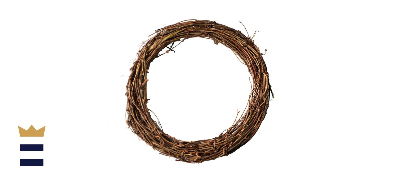 Ougual Natural Grapevine Wreaths