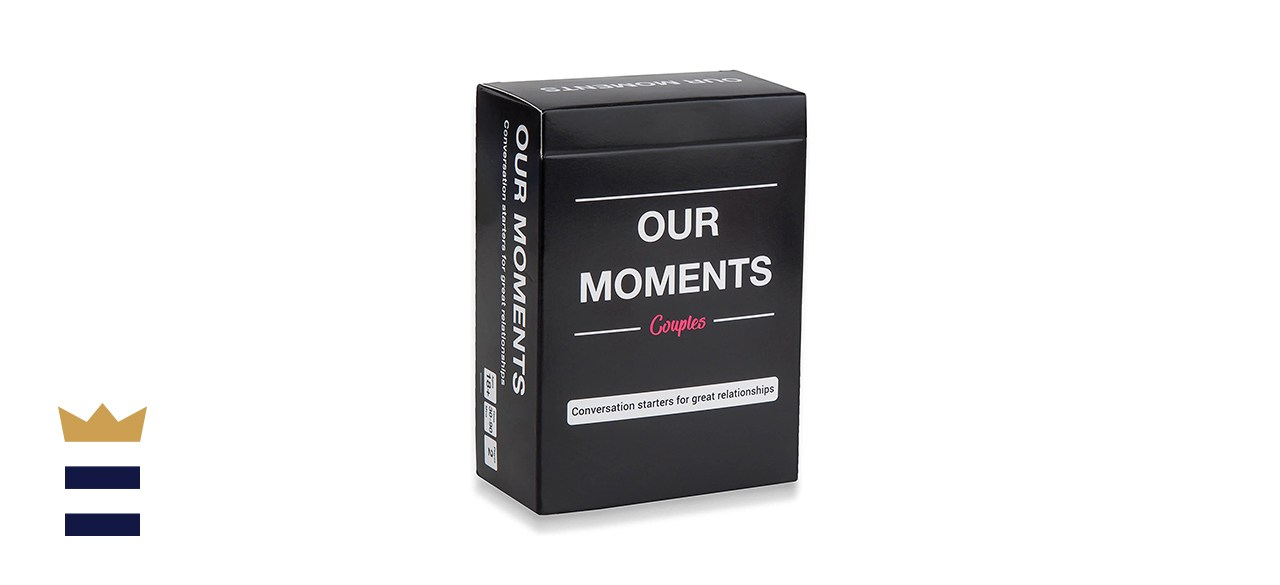 Our Moments Couples Card Game