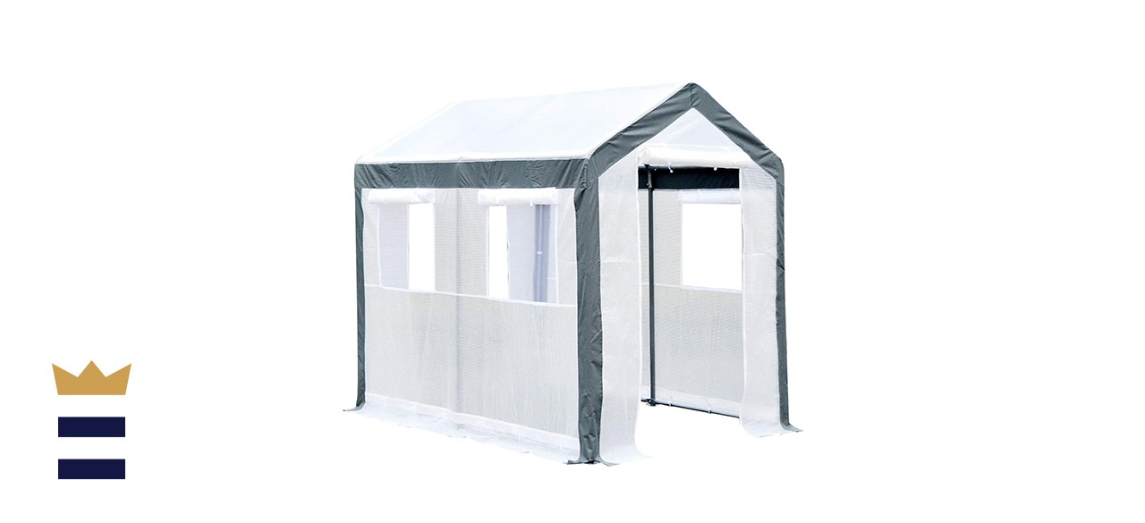 Outsunny Outdoor Walk-in Tunnel Greenhouse