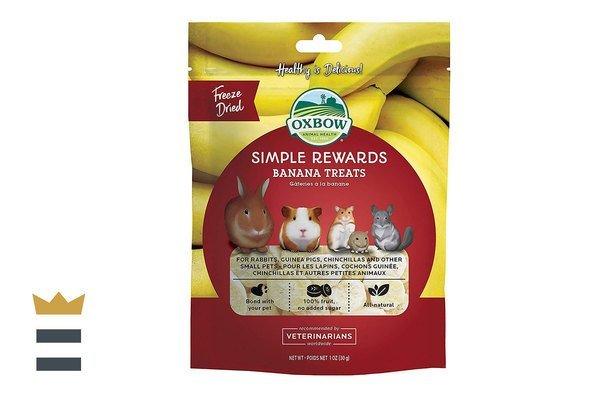 oxbow banana sweet treats