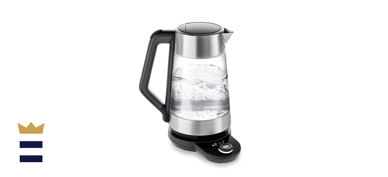 OXO Brew Clarity Electric Tea Kettle