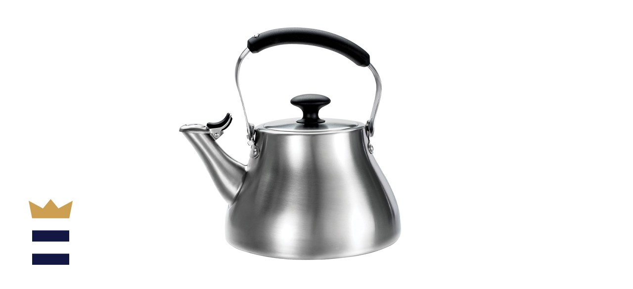 OXO Good Grips Classic Tea Kettle in Brushed Stainless