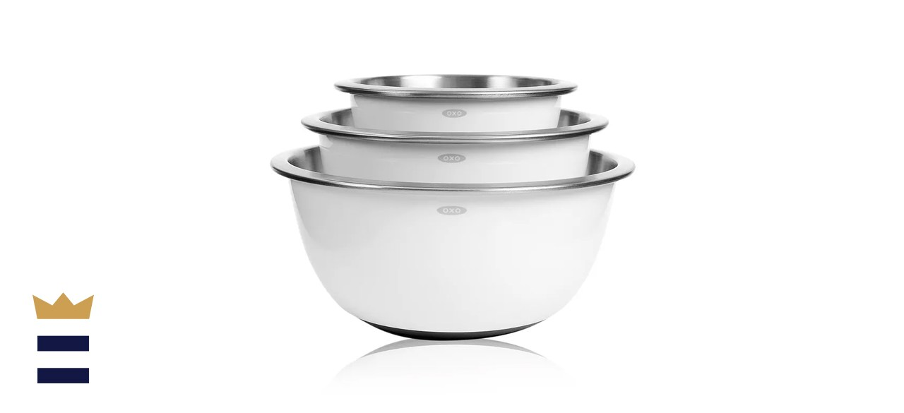 OXO Non-Skid Mixing Bowls