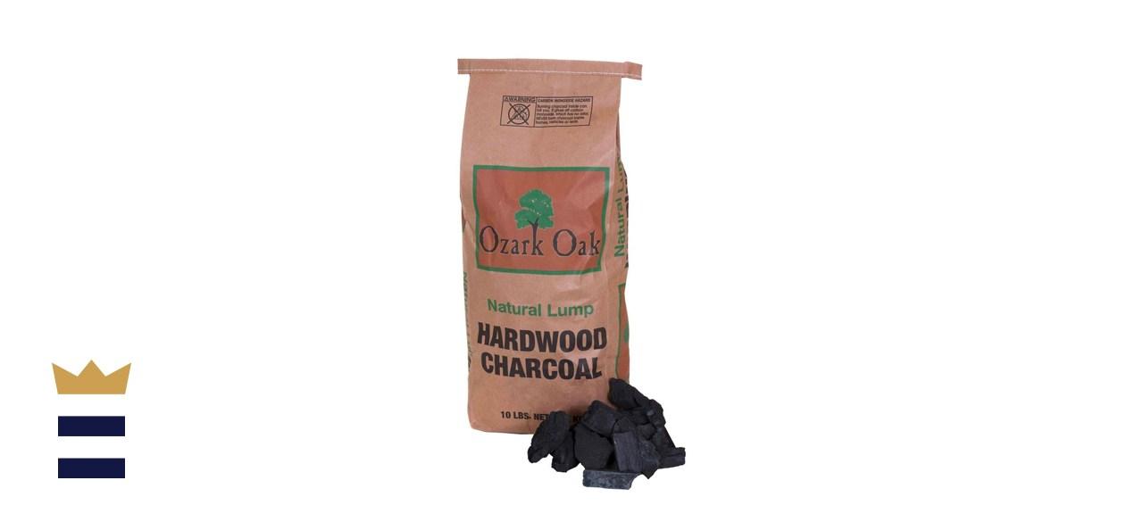 Ozark Oak Premium Natural Hardwood Lump Charcoal