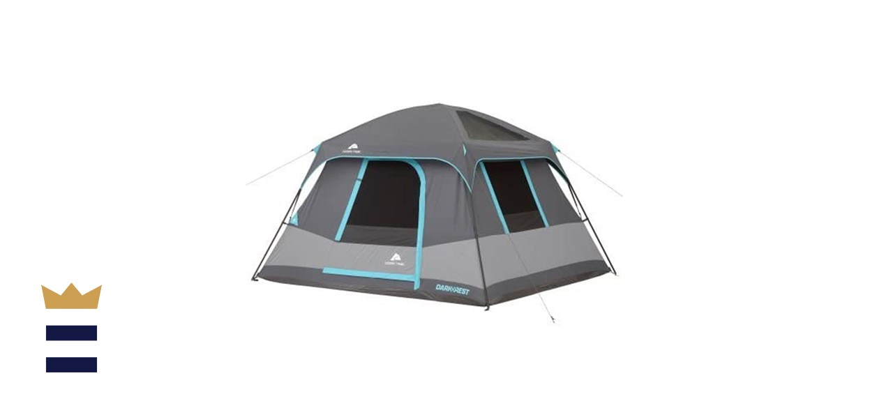 Ozark Trail 6-Person Dark Rest Cabin Tent