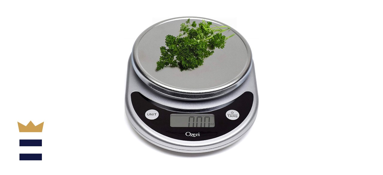 Ozeri Pronto Digital Kitchen Scale