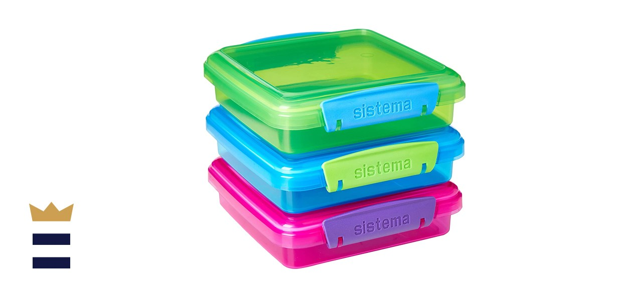 Sistema Lunch Collection Food Storage Containers