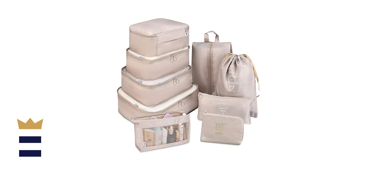 Pactive Packing Cubes for Travel