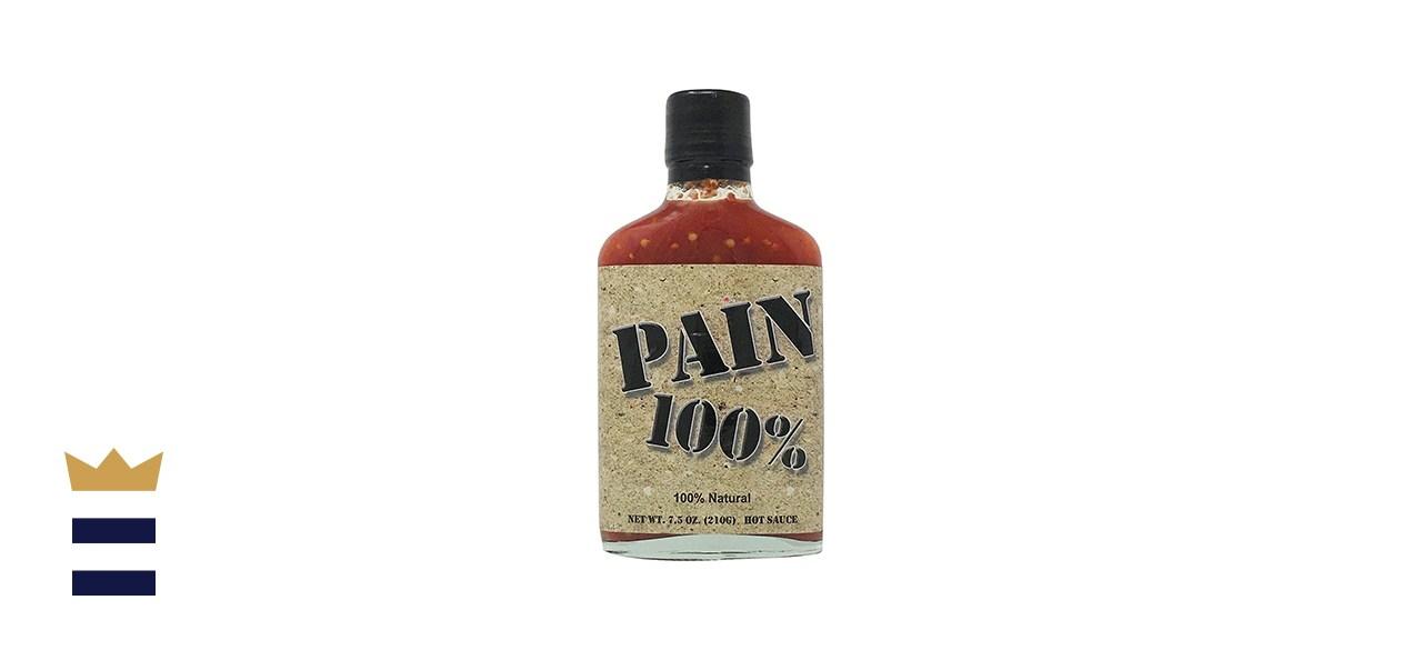 Pain 100% Organic Hot Sauce