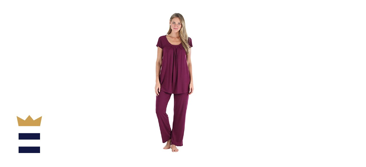 PajamaMania Soft Lightweight Sleepwear