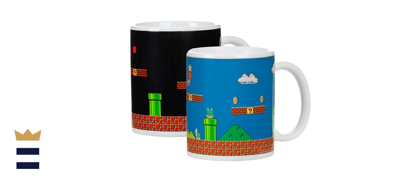 Paladone Super Mario Heat Changing Mug