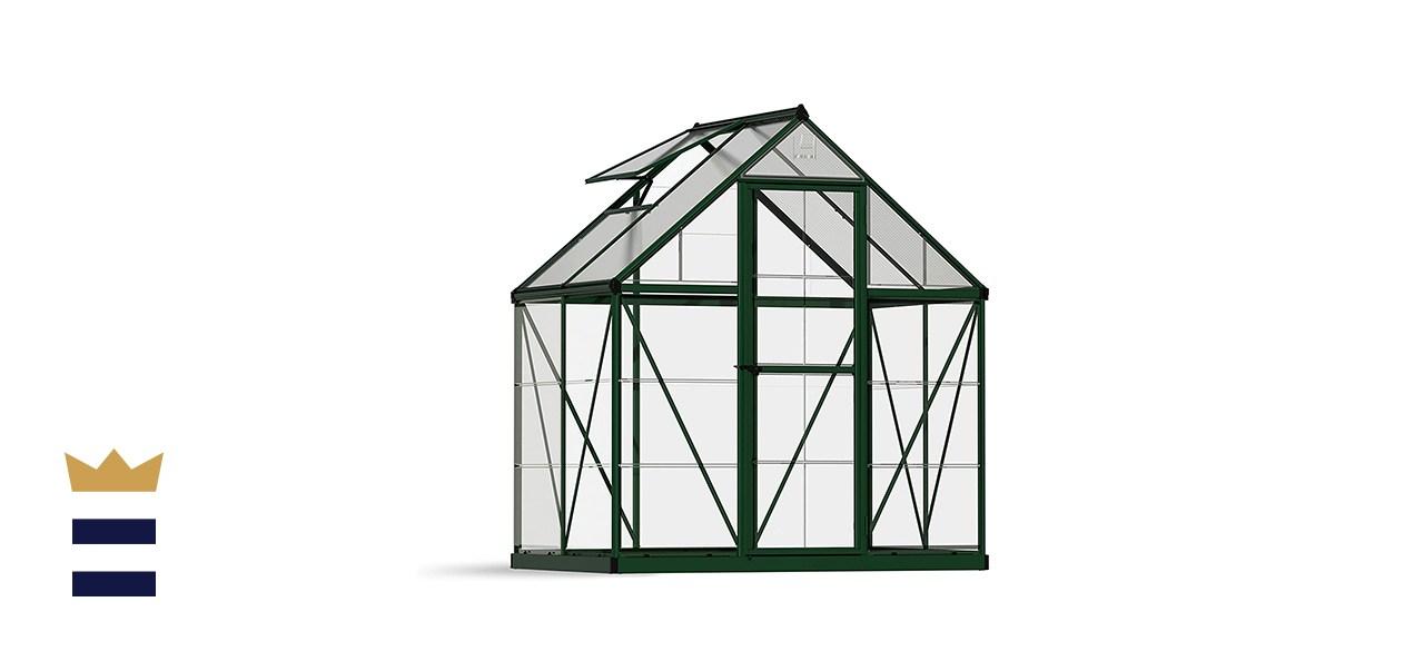 Palram Harmony Polycarbonate Greenhouse