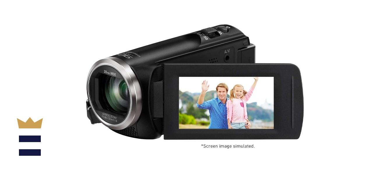 Panasonic HC-V180K HD Camcorder