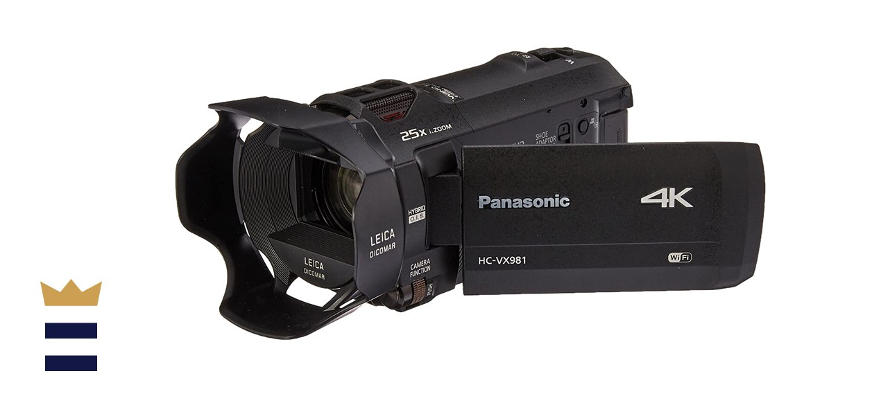 Panasonic HC-WXF981K 4K Ultra HD Camcorder