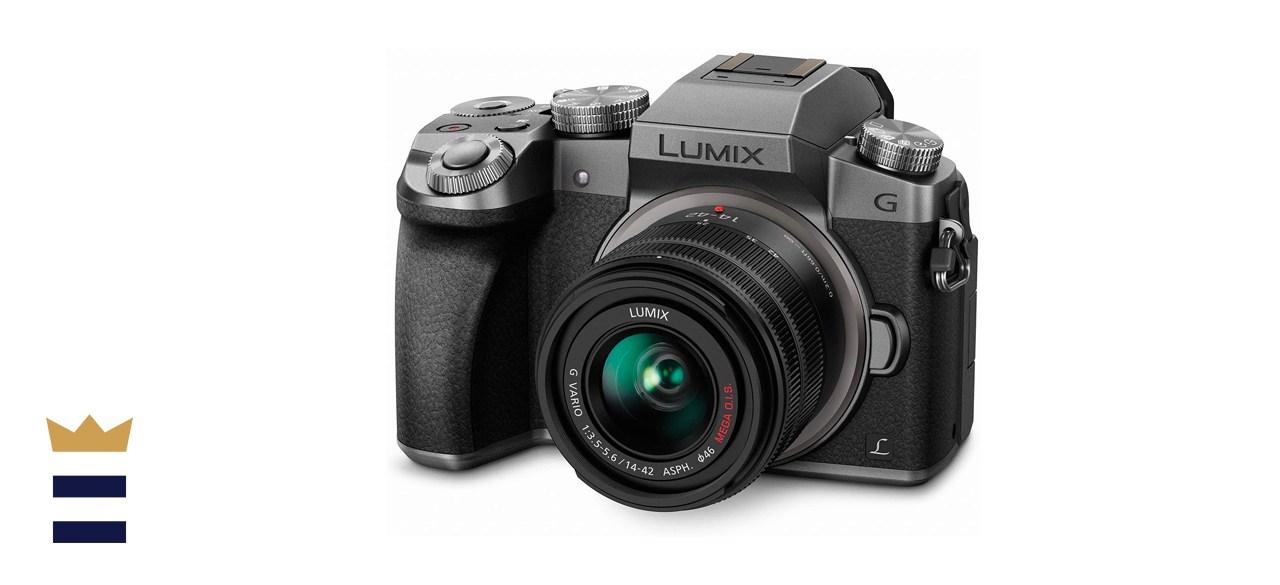 Panasonic Lumix G7KS 4K Mirrorless Camera