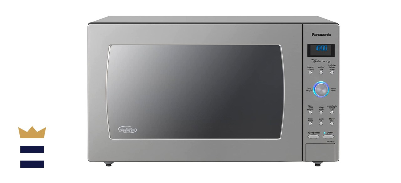 Panasonic Microwave Oven with Cyclonic Wave Inverter Technology