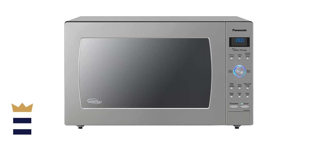 Panasonic Microwave Oven with Cyclonic Wave Inverter