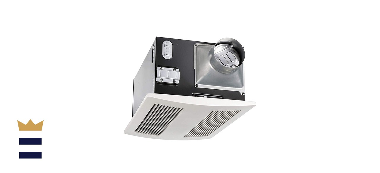 Panasonic's WhisperWarm Heater