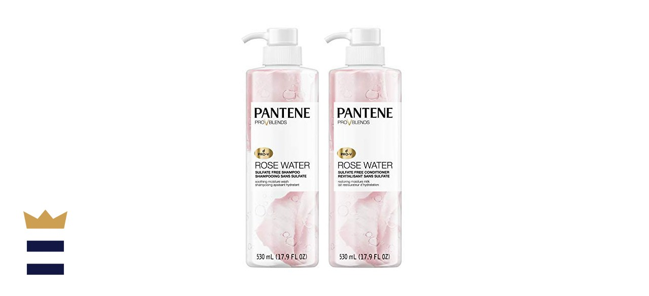 Pantene Sulfate-Free Shampoo and Conditioner