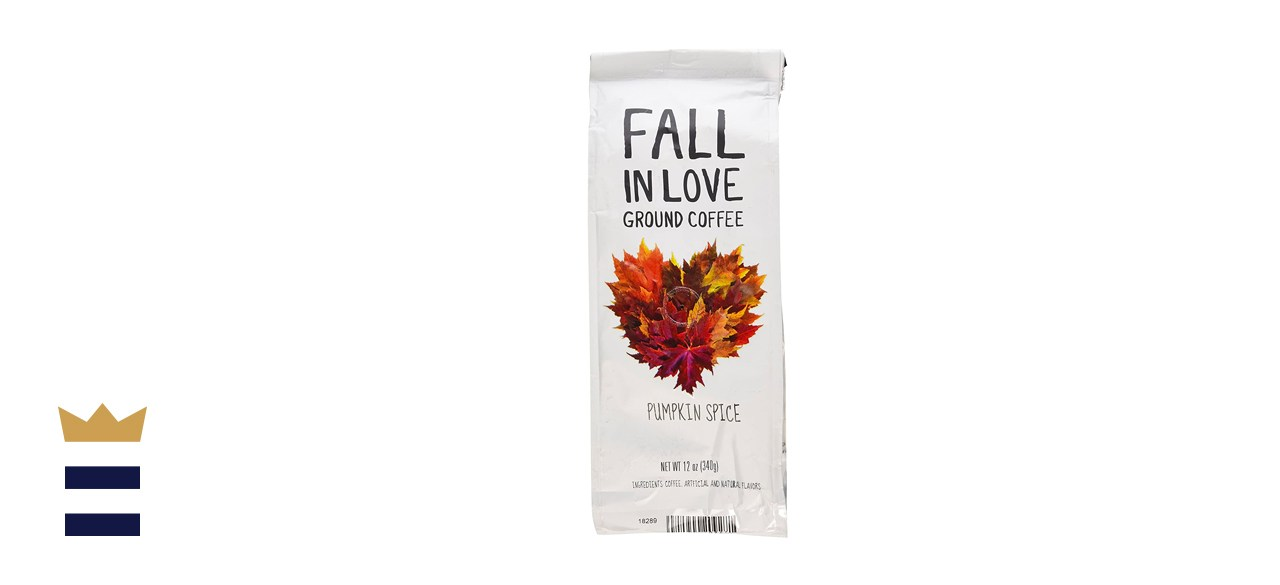Paramount Coffee Fall In Love Pumpkin Spice Flavored Coffee